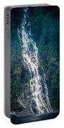 Waterfall Princess Louisa Inlet Portable Battery Charger