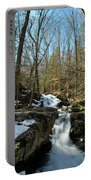 Waterfall Rush Portable Battery Charger
