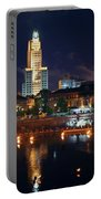 Waterfire Providence Portable Battery Charger