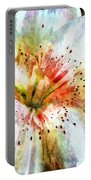 Waterflower Portable Battery Charger