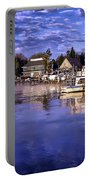 Waterfront Morning Portable Battery Charger