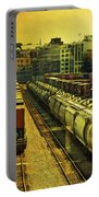 Waterfront Rail Yard Portable Battery Charger