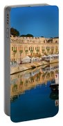 Reflect In Valletta Malta Portable Battery Charger