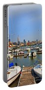 Waterfront View Hoboken Portable Battery Charger