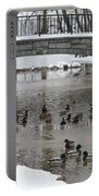 Watering Hole Ducks Only Portable Battery Charger