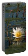 Waterlilly 8 Portable Battery Charger