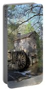 Waterwheel At Stone Mountain Portable Battery Charger
