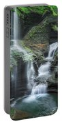 Watkins Glen Portable Battery Charger by Bill Wakeley