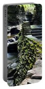 Watkins Glen Exiting The Trail Portable Battery Charger