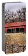 Watkins Mill Barn Portable Battery Charger