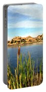 Watson Lake Arizona Portable Battery Charger