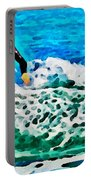 Wave Surfer Portable Battery Charger