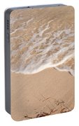 Waves On The Beach Portable Battery Charger