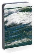 Waves Triptych Ll Portable Battery Charger