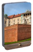 Wawel Royal Castle In Krakow Portable Battery Charger