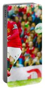 Wayne Rooney Portable Battery Charger