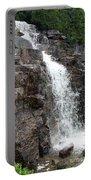 Wayside Waterfall I - Acadia Np Portable Battery Charger