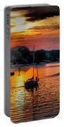 We Sail At Sunrise Portable Battery Charger