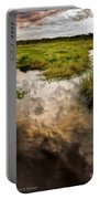 Weather Reflected Portable Battery Charger