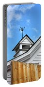 Weather Vane Apple Valley Portable Battery Charger