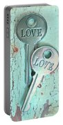 Weathered Love Portable Battery Charger