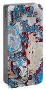 Weathered Wall 02 Portable Battery Charger