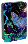 Webbed Galaxy Portable Battery Charger