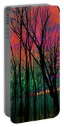 Webbs Woods Sunset Portable Battery Charger