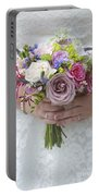 Wedding Bouquet Portable Battery Charger