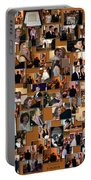 Wedding Collage Portable Battery Charger