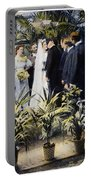 Wedding Party, 1897 Portable Battery Charger