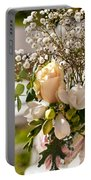 Wedding Posy Portable Battery Charger