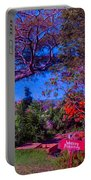 Wedding Promontory Portable Battery Charger