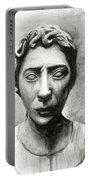 Weeping Angel Don't Blink Doctor Who Fan Art Portable Battery Charger