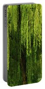 Weeping Willow Tree Enchantment  Portable Battery Charger
