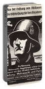 Wehrmacht Portable Battery Charger