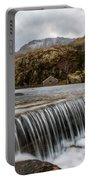 Weir At Ogwen Portable Battery Charger