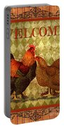 Welcome Rooster-61412 Portable Battery Charger
