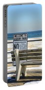Welcome To Asbury Park Portable Battery Charger