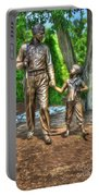 Welcome To Mayberry Portable Battery Charger by Dan Stone
