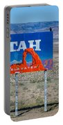 Welcome To Utah Portable Battery Charger