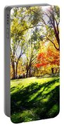 Well Traveled Path Portable Battery Charger