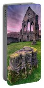 Welsh Abbey  Portable Battery Charger