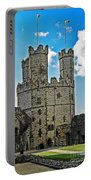 Welsh Castle Portable Battery Charger
