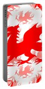 Welsh Dragon Portable Battery Charger