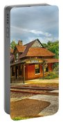 Wenonah Train Station Portable Battery Charger