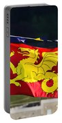 Wessex Wyvern Flag Portable Battery Charger