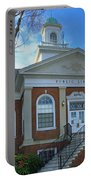 West Avenue Library Portable Battery Charger
