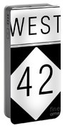West Nc 42 Portable Battery Charger