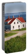 West Quaddy Lighthouse Portable Battery Charger